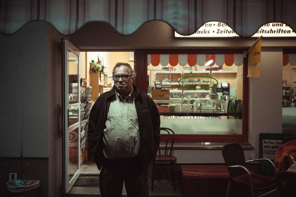 Road Trip 2014 <span>|</span> Berlin <span>|</span> Portraitserie Udo Hoffmann