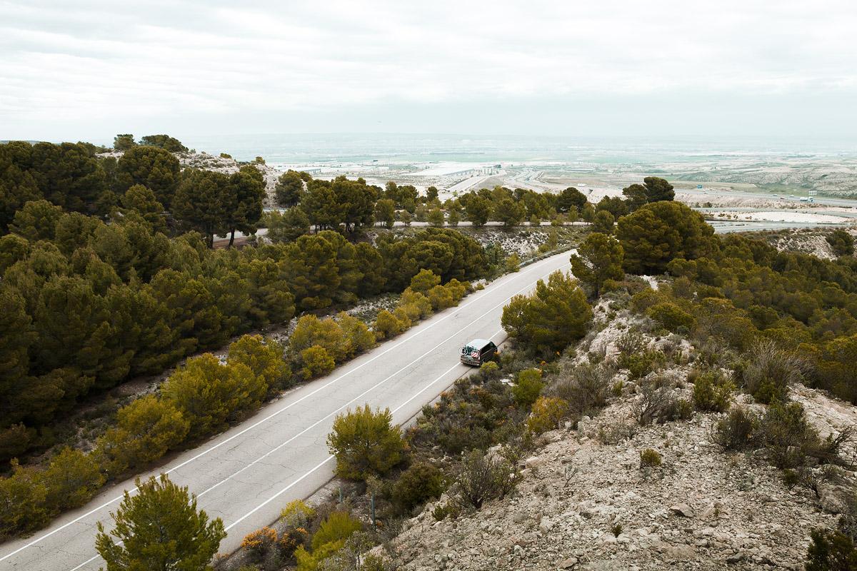 Road Trip 2016 <span>|</span> auf dem weg nach Saragossa